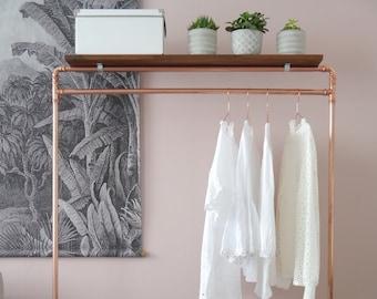 Garderobe Kupfer garderobe kupfer | etsy