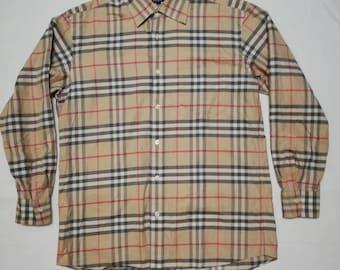 c625a7b05 Burberry London Nova Check Oxford Shirt Size: US L / EU 52-54 / 3