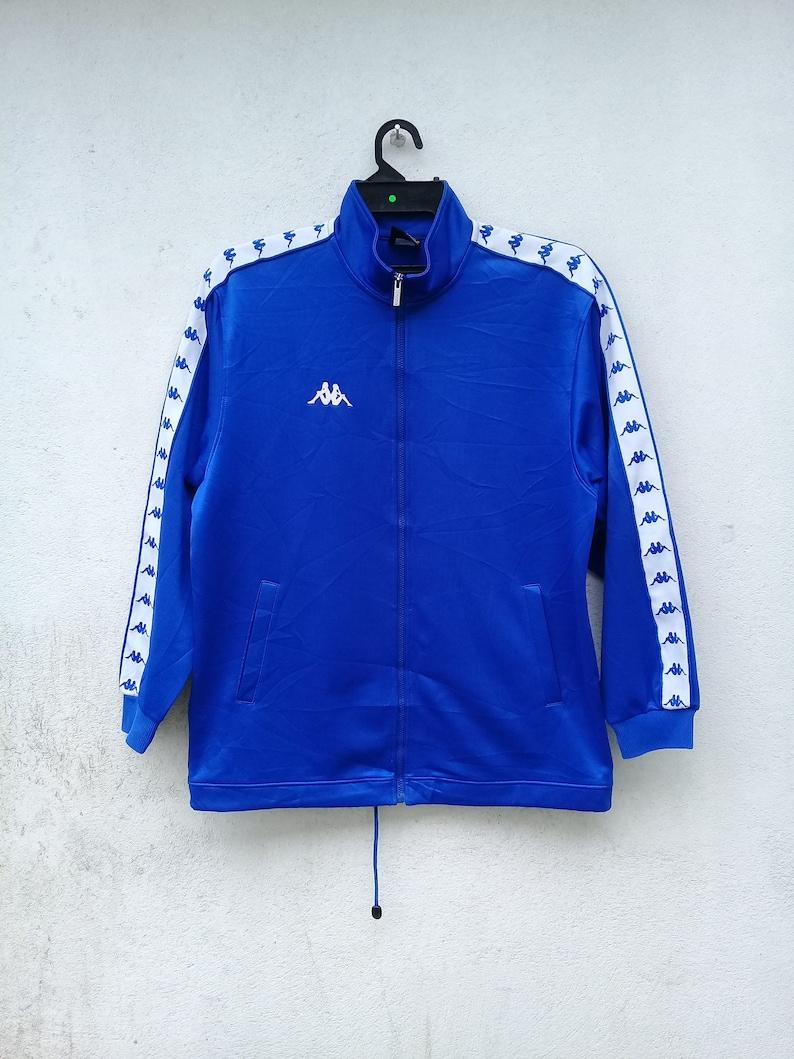 5275fc2d33 Kappa Tracksuit / sweater / Logo Stripes | Etsy