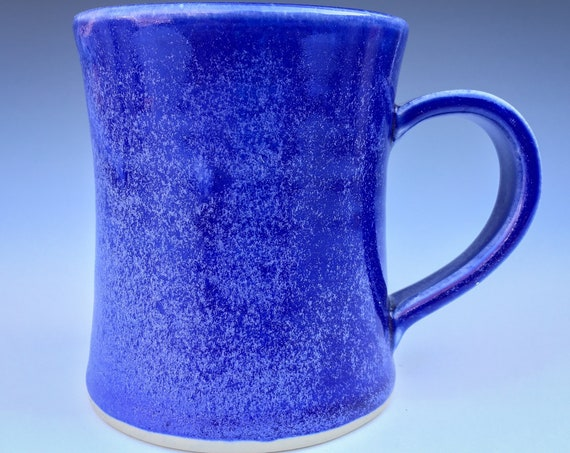 Speckled Blue Mug