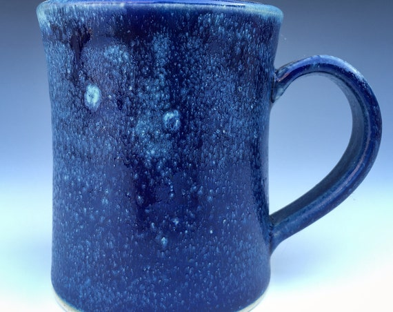 Speckled Blue-Green Mug