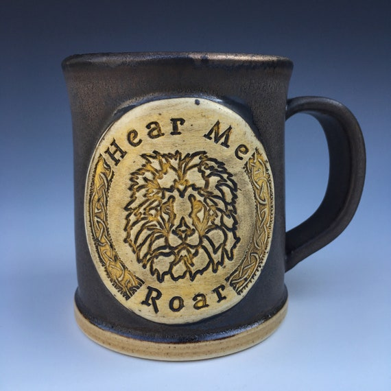 Game of Thrones - House Lannister Mug - Hear Me Roar