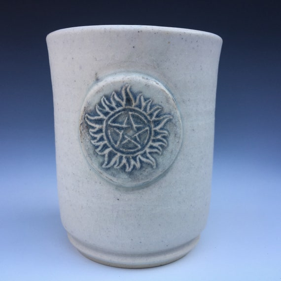 Supernatural Anti Possession Symbol Cup