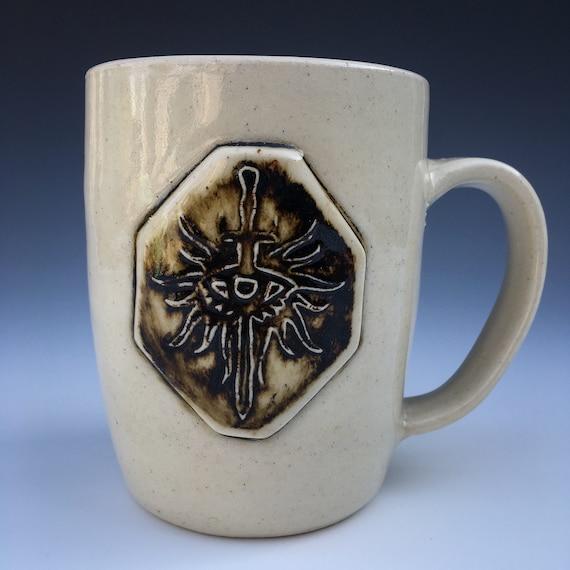 Dragon Age Inquisition - Inquisitor Symbol Mug