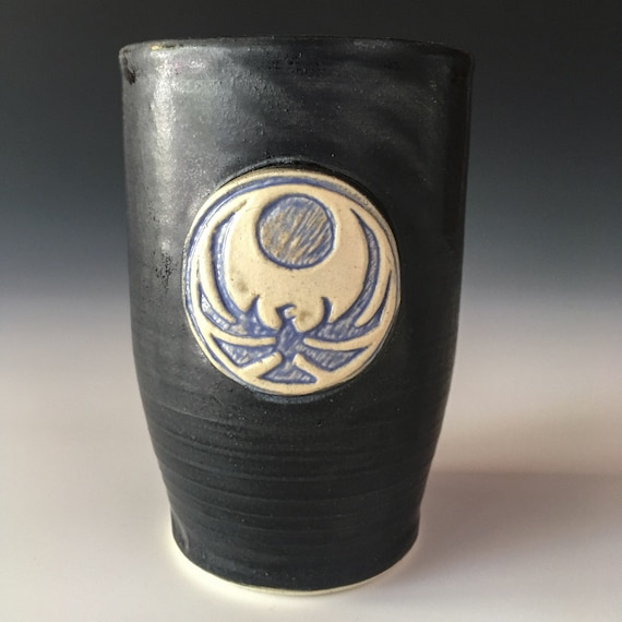 Skyrim Nightingale Tumbler