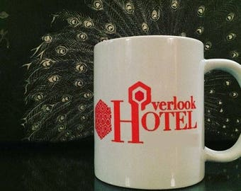 The Shining Overlook Hotel Coffee Mug