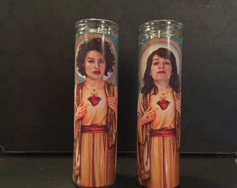 Broad City Prayer Candle Set