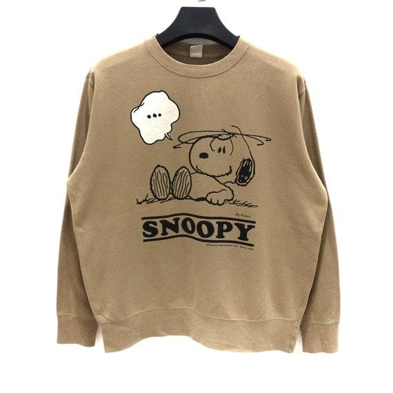 Snoopy Cartoon Sweatshirt