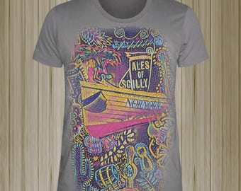Original ArtWork T-shirts Ales Of Scilly