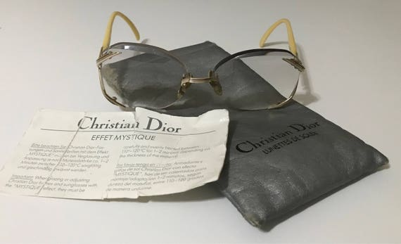 Rare! Vintage Christian Dior Effet Mystique 1980's