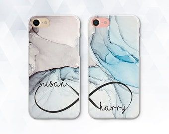 info for eabe7 42d4a Couples phone case   Etsy