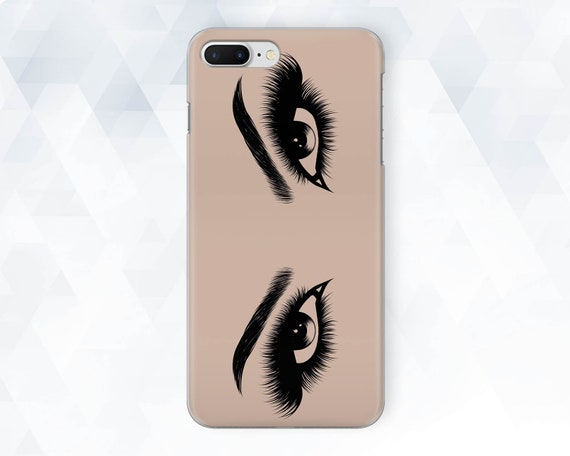 93a2115530 Girl iPhone case Eyes Queen iPhone XR Xs 8 7 6 Cute Aesthetic   Etsy