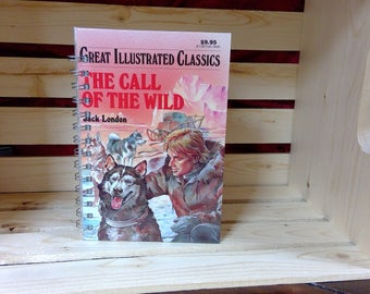 The Call of the Wild Notebook