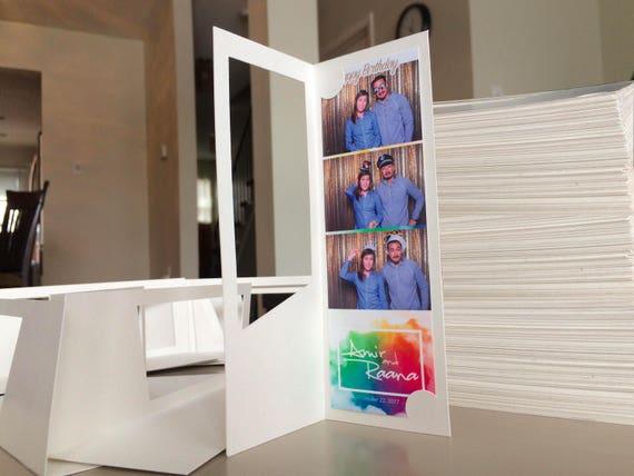 2x6 Photo Frame Table Top Frame Photo Strip Insert 2x6 Etsy