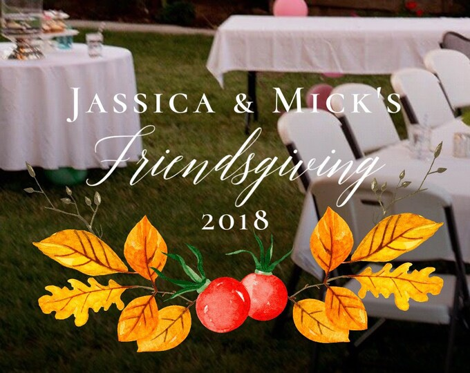 INSTANT DOWNLOAD Thanksgiving Geofilter Friendsgiving Snapchat Filter Thanksgiving Geofilters Friendsgiving Filter Party Geotag Templett