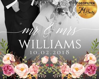 Marsala Wedding Snapchat Filter Wedding Snapchat Geofilter Wedding Snapchat Wedding Geofilter Wedding Filter Snap Chat PNG Red Floral Filter