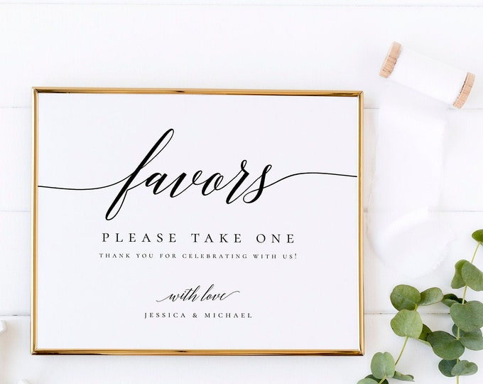 Wedding Favors Sign Template Printable Wedding Favours Signs Template Rustic Favors Signs Editable Favors Signs Instant Download Templett R2