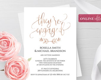 invitations online etsy