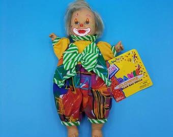 Bean bag clown   Etsy