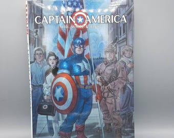Captain America Red, White and Blue