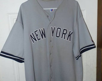 check out 09bb7 f875c Yankees jersey | Etsy
