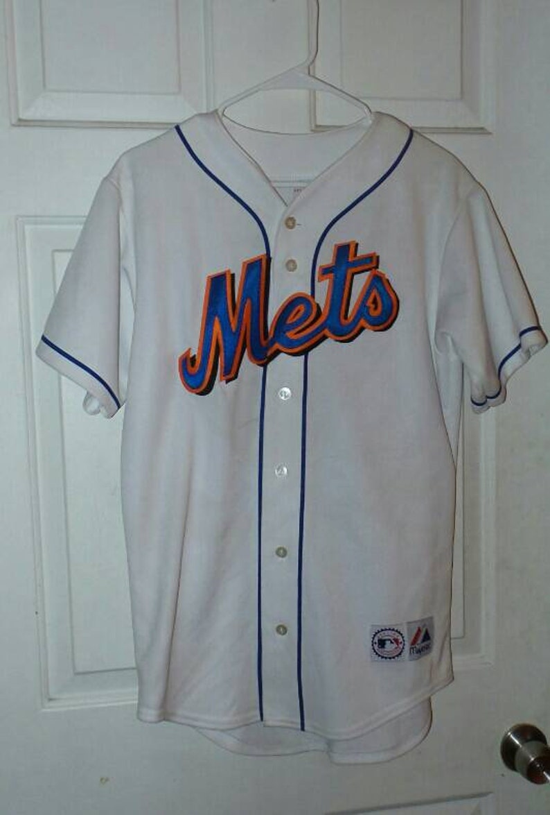 e8b505f86 Pedro Martinez 45 New York Mets Jersey size S