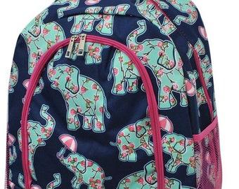Clinical Bag, Nurse Backpack, Elephant Book Bag, Nursing Student, Travel Nurse, Medical Assistant, Nurse Bag, Nursing Accessories, RN Bag
