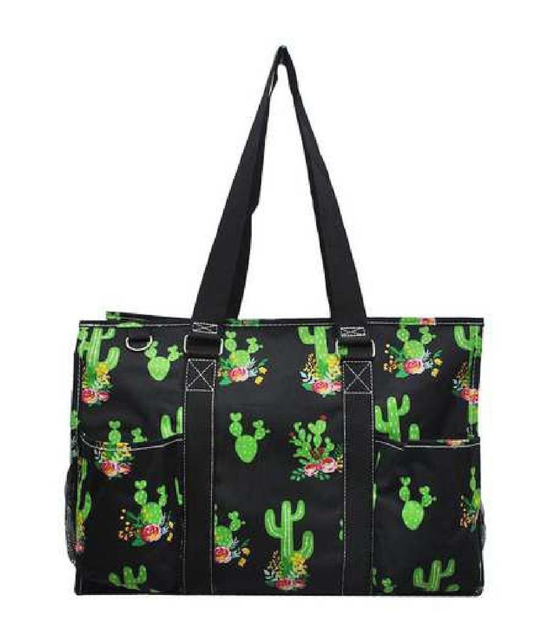 9daa0a78601c Scrub Life, Cactus Tote, Nurse Tote Bag, Nursing Student, Clinical Bag, RN  Bag, CNA, Vet Tech, Medical Assistant, Nursing School, ER Nurse