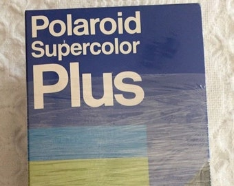 Polaroid Supercolor Plus T-120 VHS Tapes NEW SEALED Lot of 3