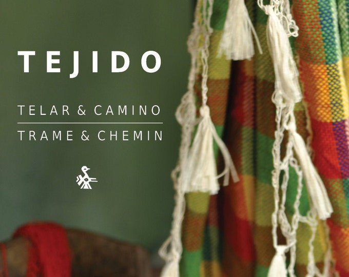 Featured listing image: Tejido Edition (Stories of Craftsmen in Latin America)