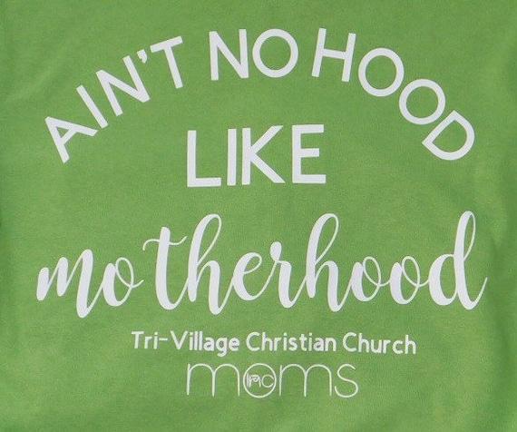 Tri-Village Mom's group Hoodies