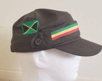 9362512149855 Rastafarian hat