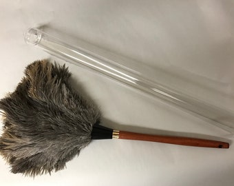 """APEX Royal Floss Feather Duster (20"""") w/ Tube"""