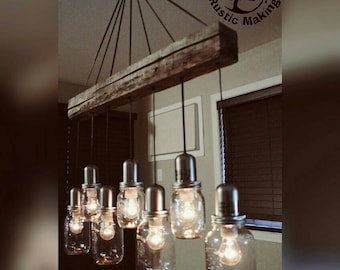 Rustic Hanging Ceiling Lamp
