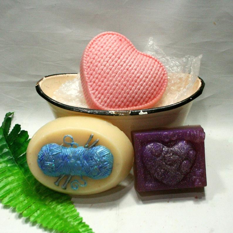 Yarn Lovers Soap Gift Set image 0
