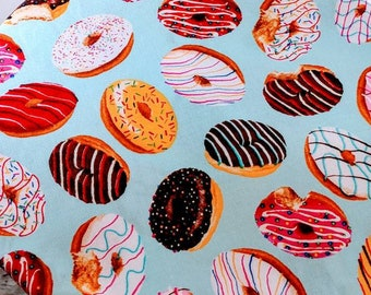 Donut  fabric bowl cover
