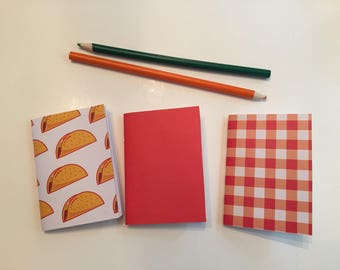 Traveler/'s Notebook Nano Inserts Taco Time