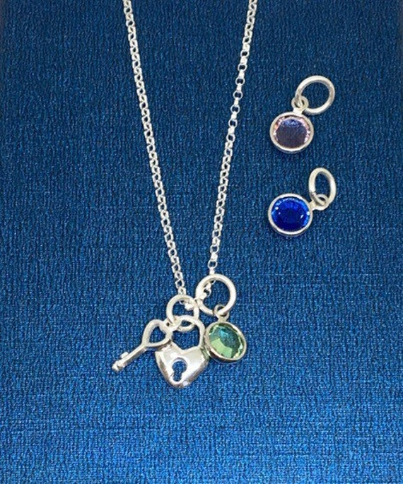 jewellerybox Sterling Silver Magic Wand Pendant on 22 Inches Chain