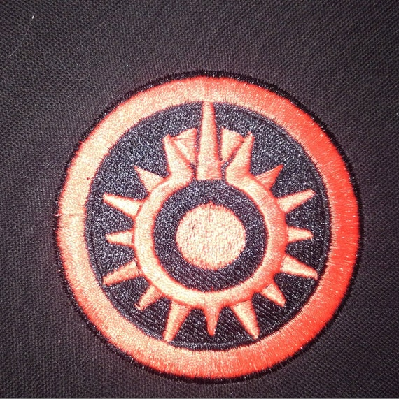 Star Wars Black Sun Patch