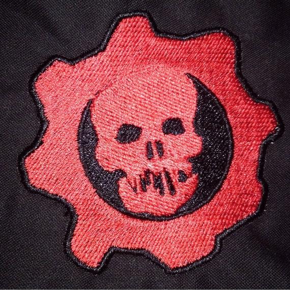 Gears Of War Symbol Patch Etsy