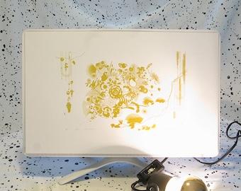 Silkscreen Prints : FLORA/FAUNA SERIES