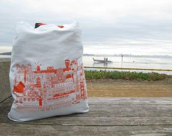 SF SERIES: Tote Bag