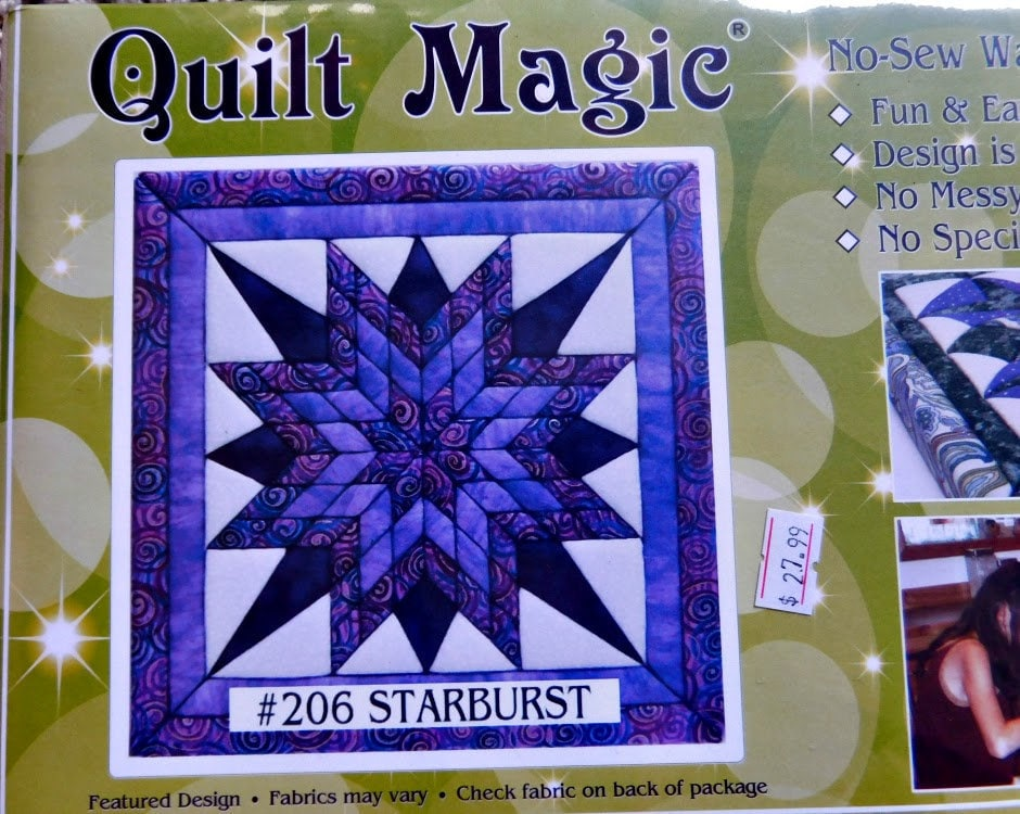 Quilt Magic No Sew Quilting Wall Hangings Lazy Day Craft Crafts
