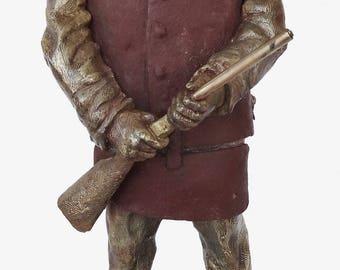 Ned kelly armour etsy ned kelly statue maxwellsz