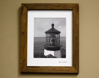 Lighthouse on the Oregon Coast
