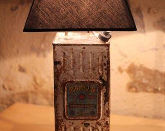 """Lamp """"Oil pete"""""""