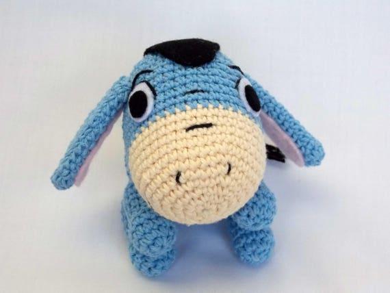 Häkeln Sie Amigurumi Winnie The Pooh kostenlose Muster #knitting ... | 428x570