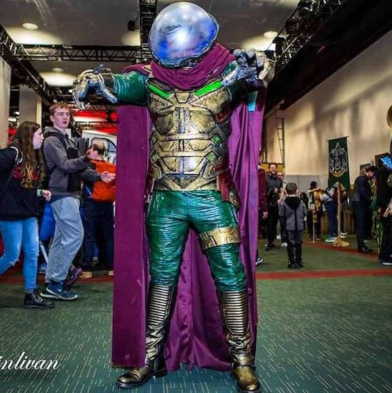 Mysterio cosplay costume