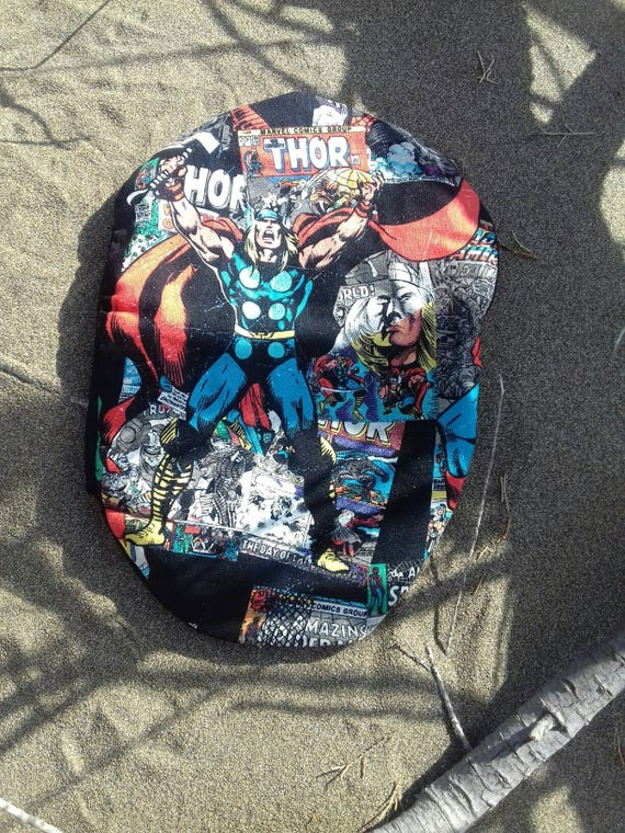 Ileostomy marvel hero bag covers