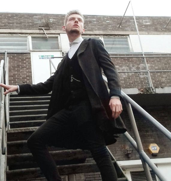 Doctor Who Extremis cosplay coat